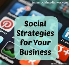 Social Strategies for Your Business - how to use hashtags in your social media programs #marketing