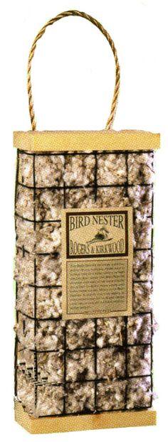 Bird Nester Wire for Nesting Materials - www.wildbirdshops.com