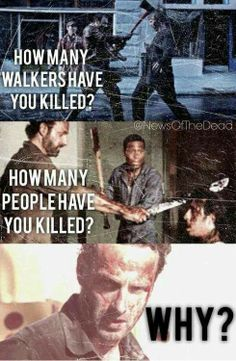 Rick's three questions