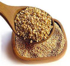 Propiedades y Beneficios de las Semillas de Sésamo/Ajonjolí y algunas recetas nutritivas