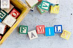 idea, life, stuff, favorit thing, families