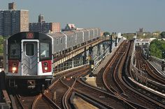 My Home Town -The Bronx Number 6 Train ~ Bronx, New York