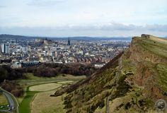 Arthur's Seat, Edinburgh, #Scotland