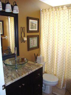 Like this bathroom! #bathroom