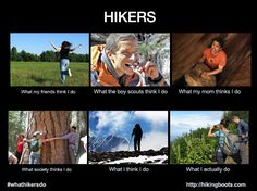 #Hikers