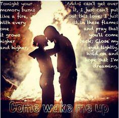 Come wake me up- Rascal Flatts