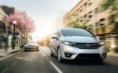 Big on the inside, small on the outside. Here are even more ways you can hack driving in the all-new 2015 Honda Fit.