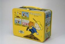 """""""Peanuts"""" Lunch Box: """"Peanuts"""" ran from 1950-2000, published almost 18,00 strips, and was featured in numerous TV shows, specials, musicals, and feature films."""