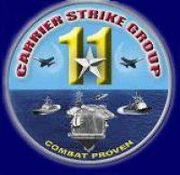 Carrier Strike Group 11 is assigned to the USS Nimitz CVN68 and serves with Destroyer Squadron 23.