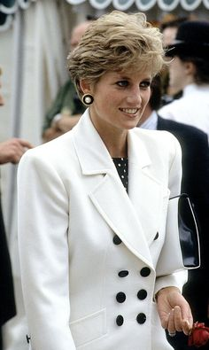 Diana, Princess of Wales July 1, 1961 - August 31, 1997