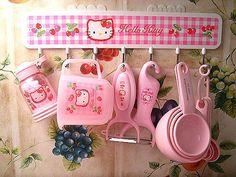 kitti kitchen, kitchen thing, hello kitty kitchen, hellokitti