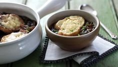 soups, food recipes, onions, foods, gruyer toast