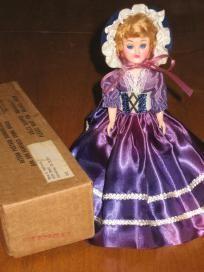 Blue Bonnet Blue Bonnet Sue Vintage Plastic Doll