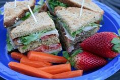 How does your club sandwich stack up: