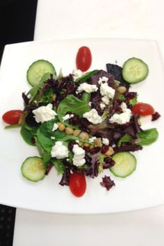 Super-Fresh Salad Recipes For Your Spring Slim Down...Greenspoon Health Bar & Grill