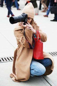 camel, camera