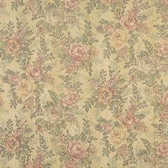 Upholstery Fabric K0301 Meadow rose Chenille