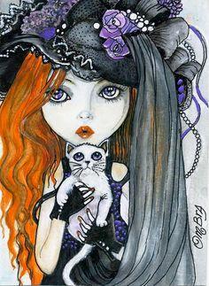 little lady- by O.Bracco