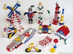 Not LEGO, but Nintendo clone bricks - Before Mario: Nintendo N Block - Introduction (任天堂 ブロック, 1968-72)