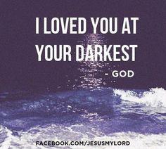 Jesus love quote