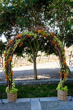 Arch Piece by The Flower House