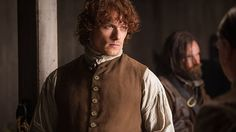 The Hollywood Reporter - 'Outlander': Sam Heughan on Jamie and Claire's Wedding, Nerve-wracking Sex Scenes