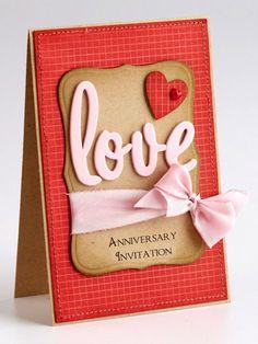 Anniversary Card... love it!