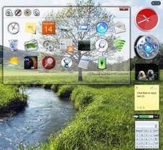 WinCustomize Explore Sidebar Gadgets