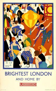 vintage london, vintage posters, london underground, contemporary fashion, pet shop boys, old london, taylor, london fashion, travel destinations