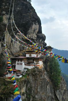 Bhutan. If it's on your list, read about small group travel to this intriguing country.