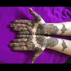 Henna / Mehndi  by Sonia's Henna Art