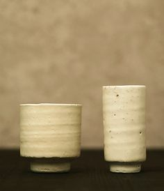 Yunomi (Tea Cup )Produced by Koshun Gama for Azmaya  Made in Japan