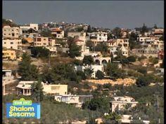 Educational video on Daliyat el-Carmel from Sesame Street