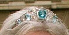 Swedish Kokoshnik tiara