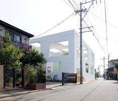 House N by Sou Fujimoto Architects.