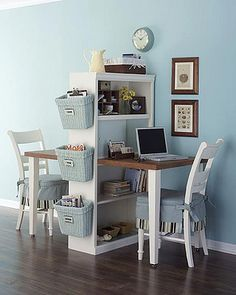 Small Space Double Occupancy Idea