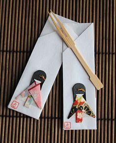 Origami...Japanese Girl