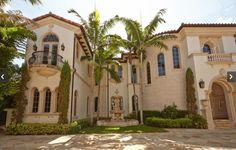 Mediterranean villa, Deerfield Beach, Florida