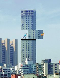 20 Clever Ads on Buildings | DeMilked
