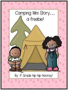 Camping Mini Story