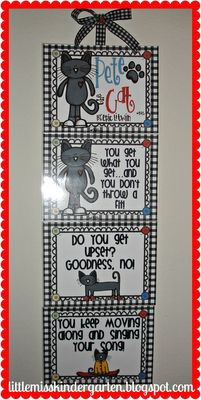 Little Miss Kindergarten - Lessons from the Little Red Schoolhouse!: Made It Monday...Finally!