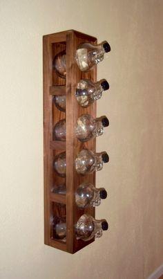 Growler Holders | Tower Rack for Growlers Walnut Storage Hardwood Growler Jug Holder ...