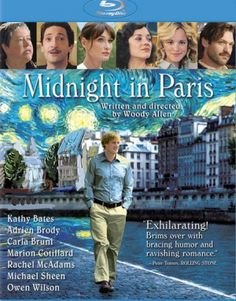 Midnight in Paris (2012)