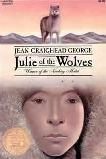 Julie of the Wolves - Jean Craighead George