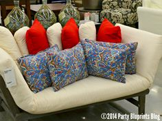 Cool seating and home furnishings - It's A Party At Cost Plus World Market® #spon #WorldMarket_NJ