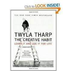 The Creative Habit: Learn It and Use It for Life: Twyla Tharp: 9780743235273: Books - Amazon.ca