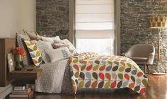 Orla Kiely Bedspread