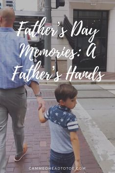 Father's Day Memorie