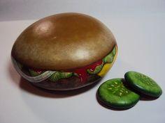 Cheeseburger w/ Pickles