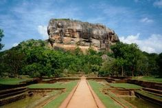 Sigiriya the ancient city